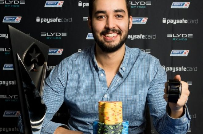 Ramzi Jelassi vinner PokerStars EPT Prag 0001