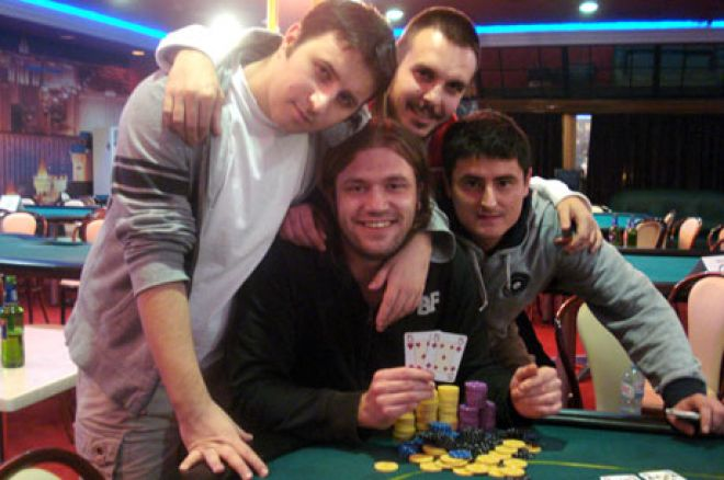 Nikola Trubarac Osvojio NS 2ndChance Texas Hold'em Turnir 0001