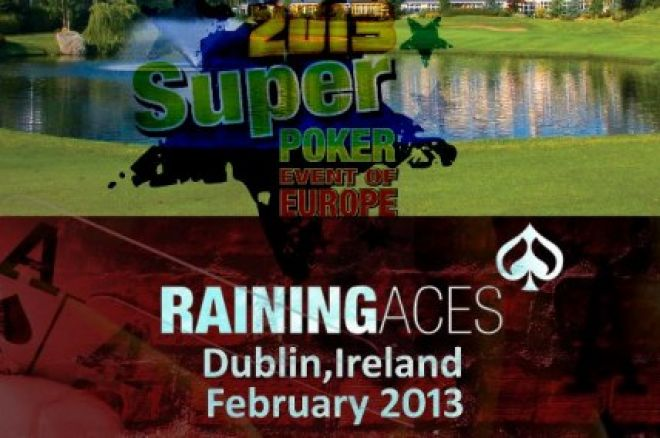 Raining Aces in Dublin 0001