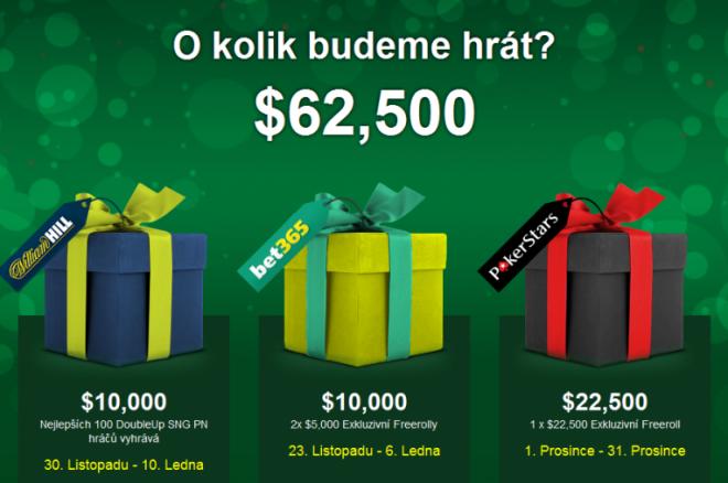Vyhrajte si hotovost během Vánoční sezóny 0001