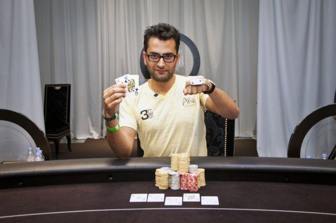 Antonio Esfandiari:现场锦标赛奖金第一人 0001