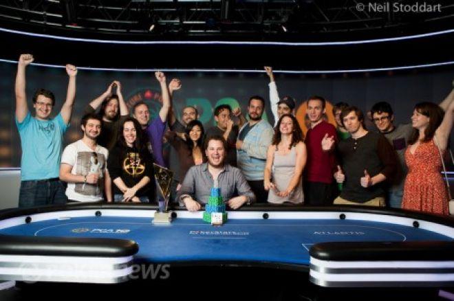Scott Seiver wygrywa turniej PokerStars Caribbean Adventure $100,000 Super High Roller 0001