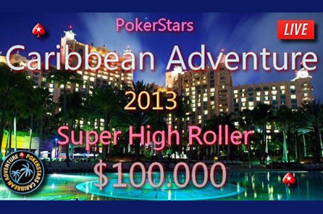 Новости дня: кто стал суперхайроллером PokerStars Caribbean... 0001