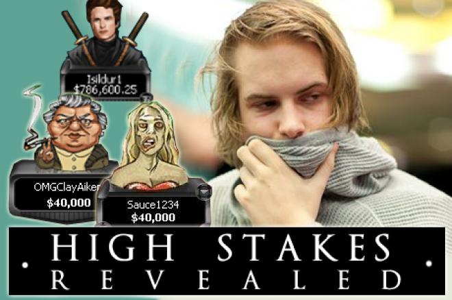 """High Stakes Revealed - """"Isildur1"""" vernedert Galfond en Sulsky - +$4 miljoen"""