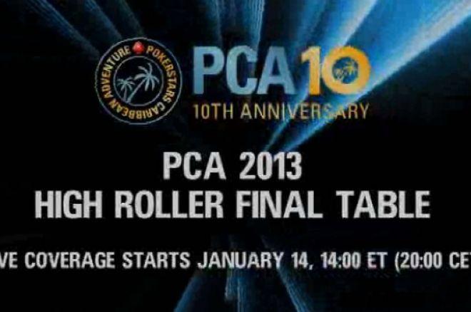 PCA High Roller Live Stream 0001