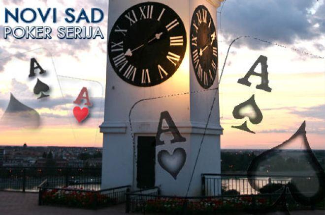 Ne Propustite Novi Sad Poker Seriju koja se igra od 8. do 10. Februara 0001