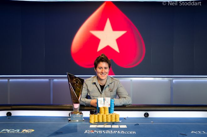 Selbst Wins 2013 PokerStars Caribbean Adventure High Roller, Becomes Winningest Female in... 0001