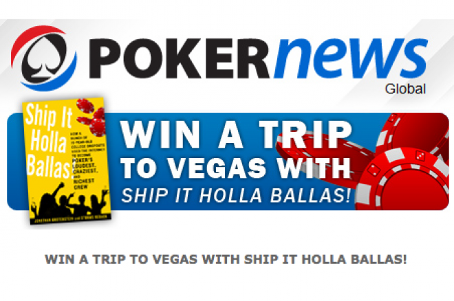 Win a Trip to Vegas with Ship It Holla Ballas! 0001