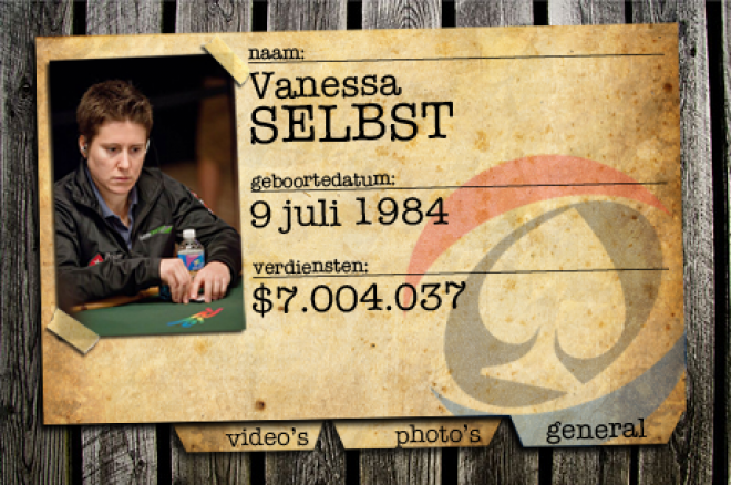 PokerNews Background check: Vanessa Selbst