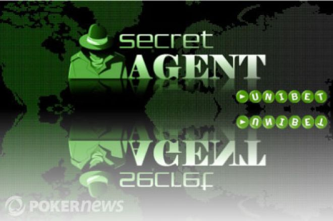 Unibet Poker Secret Agent