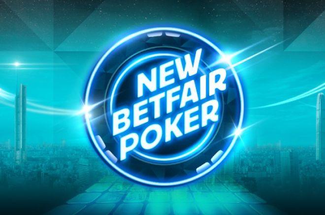 New Betfair Poker