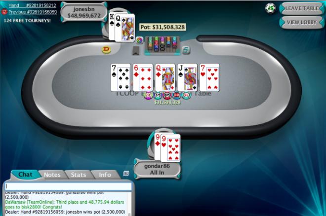 TCOOP PokerStars