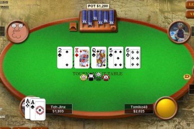 "Vídeo: Casey ""bigdogpckt5s"" Jarzabek Faz Segunda Mesa Final do Sunday Million 0001"
