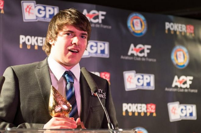 Se entregaron los GPI European Poker Awards 2012 0001