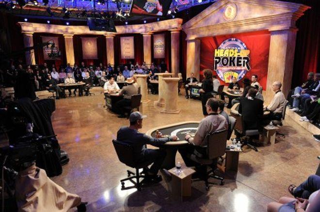 NBC国家扑克单挑冠军赛第一天结束 0001