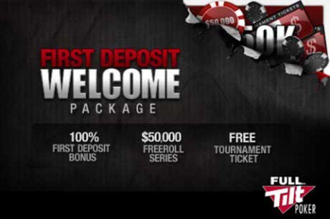 Postanite PokerNews Igrač na Full Tilt Pokeru i Iskoristite Sve Benifite 0001