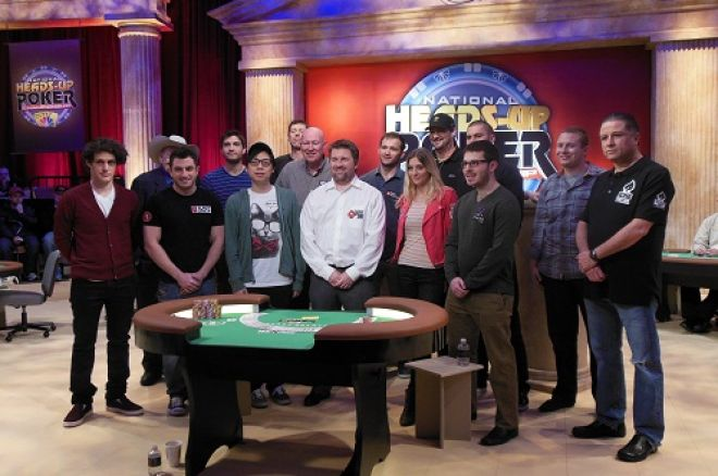 NBC国家扑克单挑冠军赛决出8强选手 0001