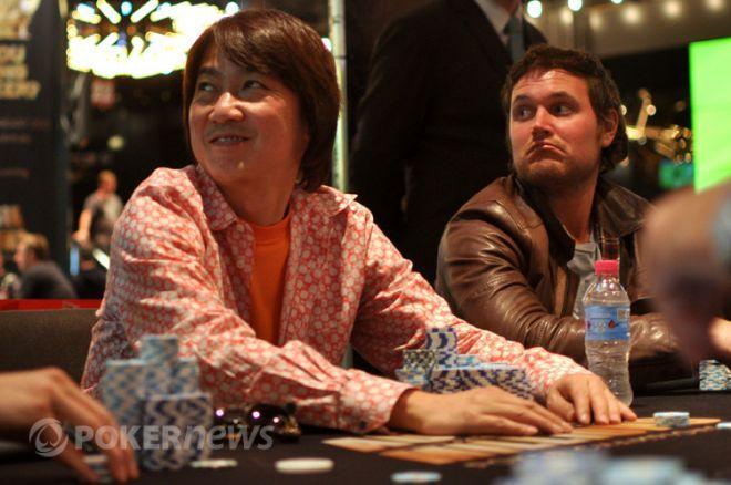Aussie Millions $100,000 Challenge - Masa Kagawa liderem przed dniem finałowym 0001