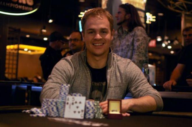 Andrew Robl:2013年澳洲百万赛$100,000挑战赛冠军 0001