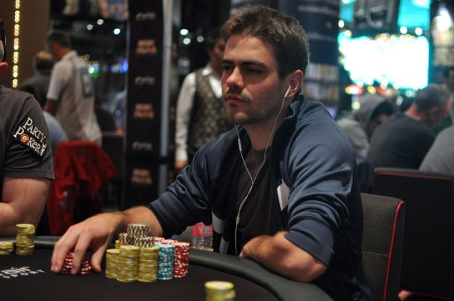 2013 Aussie Millions Main Event Day 2: James Obst Leads; Antonius and Ivey in the Hunt 0001