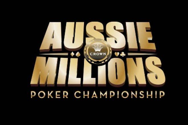 Aussie Millions $250,000 Challenge 2013: Resumo 0001