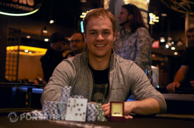 Эндрю Робл выигрывает «Aussie Millions $100k Challenge» 0001