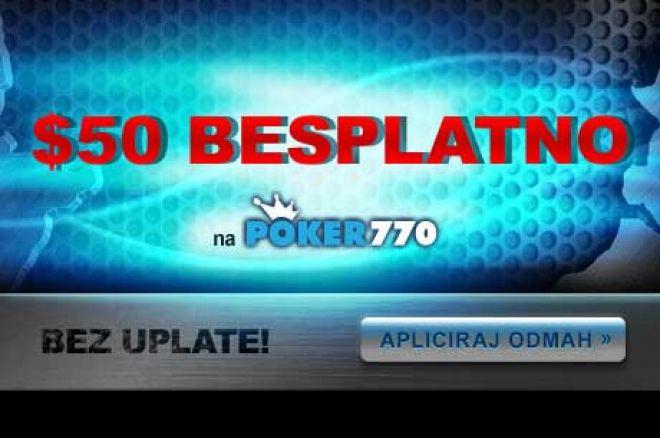Omogućite Sebi Besplatnih $50 na Poker770 0001
