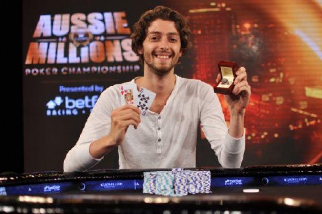 Igor Kurganov wygrywa Aussie Millions $25,000 Challenge 2013 0001