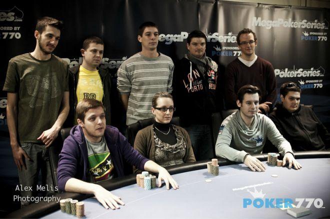 Kamil Jędrzejczyk drugi w Mega Poker Series Wiedeń (€39,000) 0001