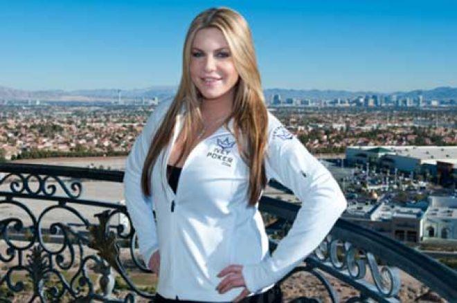 Christina Lindley Novi je Član Ivey Poker Pro Tima 0001