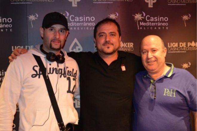 Arranca la Efortuny Poker series el viernes 0001