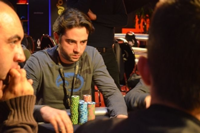 Comienzo de la Efortuny Poker Series 0001