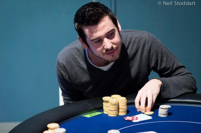 PokerStars.fr EPT Deauville - Dag 4 - Noël Gaens en Freerk Post bij de laatste 23