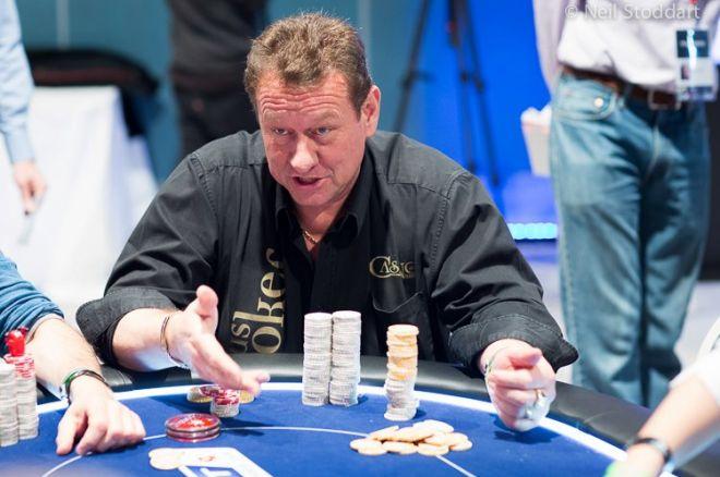PokerStars.fr EPT Deauville - Dag 5 - Freerk Post wordt 22e, Noël Gaens haalt de finaletafel!