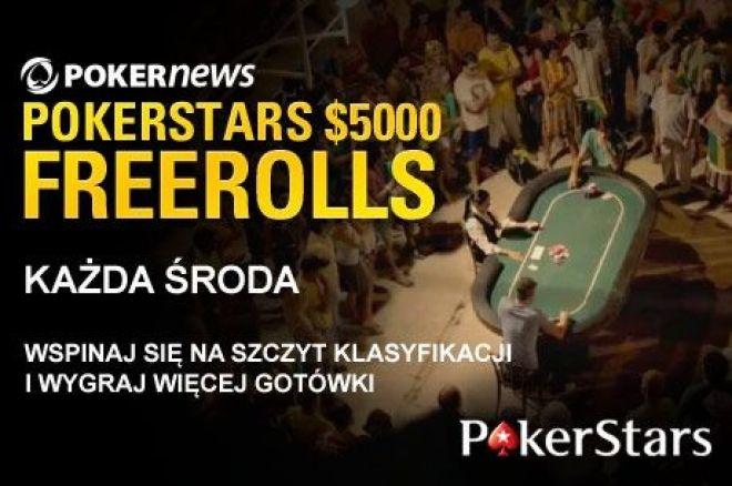 Seria Freerolli PokerNews na PokerStars z pulą $67,500  - Zakwalifikuj się już dziś! 0001
