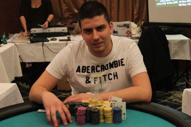 Novi Sad Poker Serija je završena, Vladimir Božinović pobednik Main Eventa, Zoran... 0001
