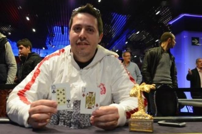 Domenech gana las efortuny Poker Series 0001