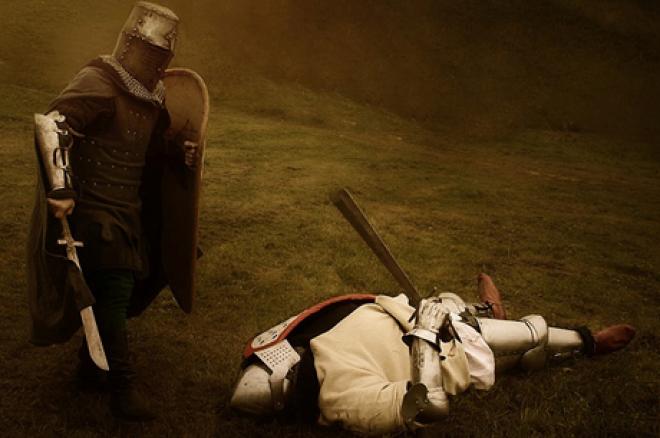 Рыцарь пал: SennaBoris79 повторяет «успехи» игрока I7AXA 0001