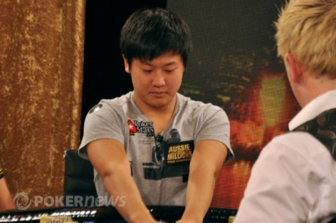 "Czat Online:PokerStars SuperNova Elite David ""MissOracle"" Yan 0001"