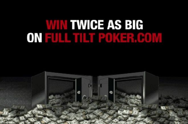 Już jutro kończy się promocja Double Guarantee na Full Tilt Poker 0001
