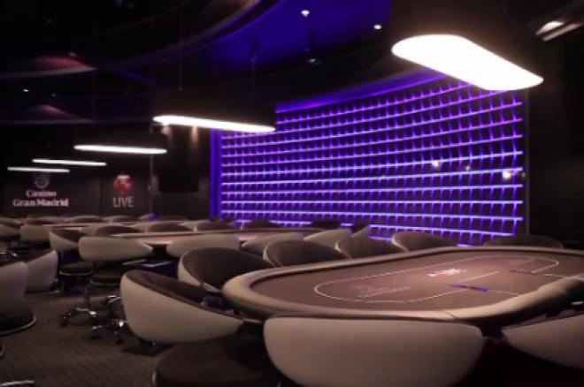 PokerStars Live покер зала в Casino Gran Madrid