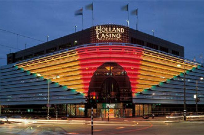 PokerNews Boulevard: Holland Casino aast op online licentie, en meer..
