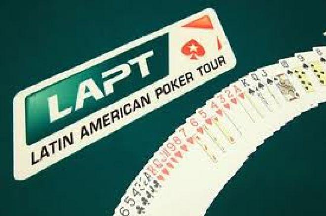 Anuncio oficial del Calendario del Latin American Poker Tour (LAPT) 0001