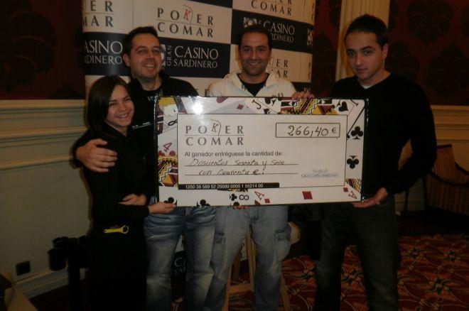 """Torneo """"Ven a 20"""" en Gran Casino Sardinero 0001"""