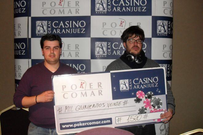 Torneo en Gran Casino de Aranjuez 0001