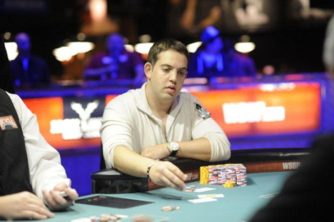 Luke Schwartz at the 2012 WSOP