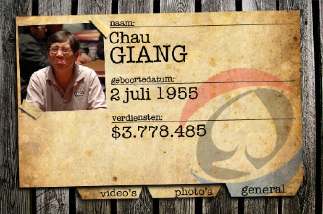 PokerNews Background Check: Chau Giang