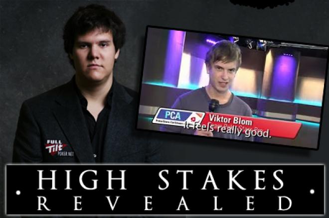 High Stakes Revealed - Isildur1 heeft weer een 1 miljoen up- en downswing, Jedlicka terug in actie