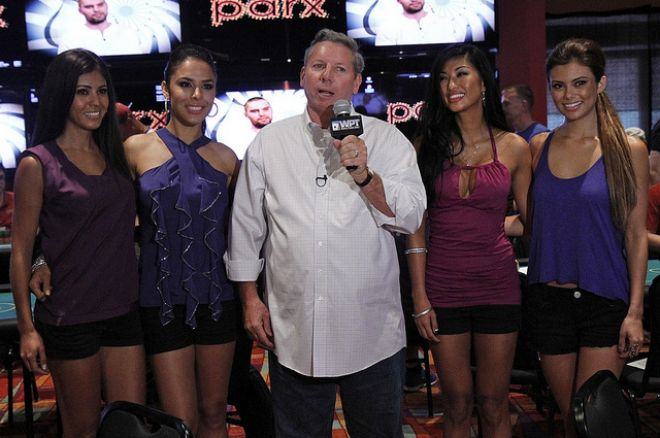 Mike Sexton & the Royal Flush Girls