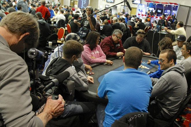 2013 World Poker Tour L.A. Poker Classic Day 2: Neff, Eriquezzo & Seiver Among Leaders 0001